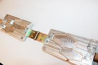 Форма для грузил Ромб 200-450гр